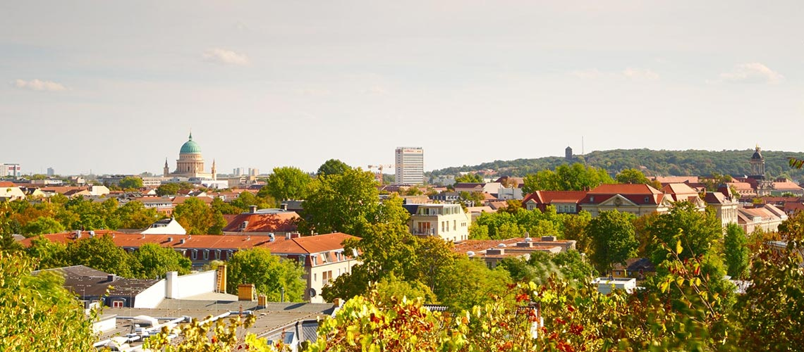 Potsdam kennenlernen